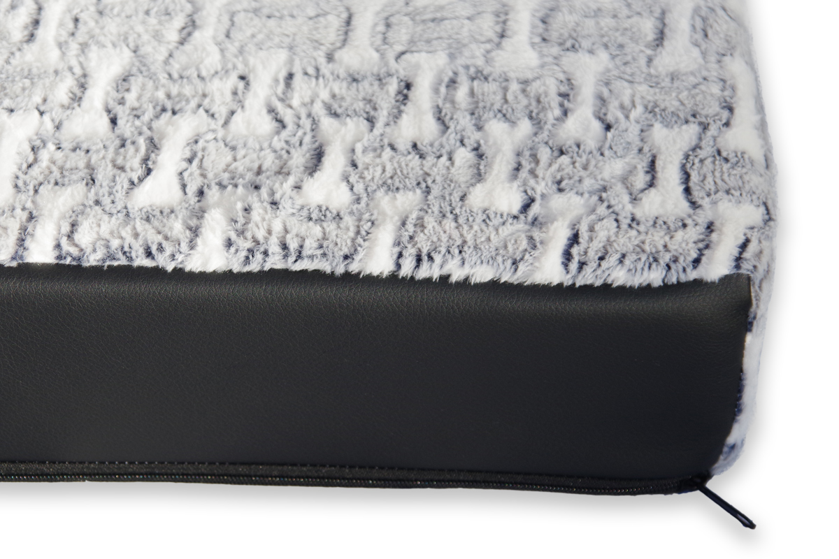 Kvalitný matrac pre psa Deny, detail strany | Davidog.sk