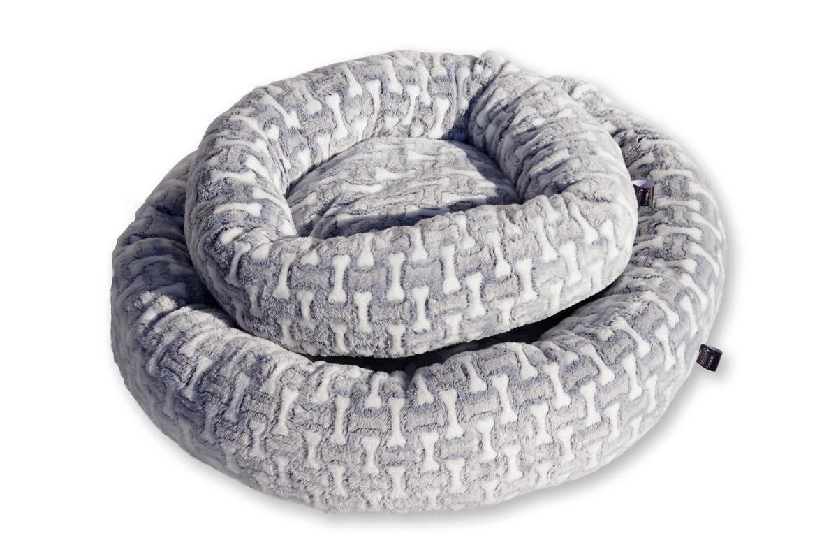 Kvalitný a mäkký pelech pre psa Donut - varianty | Davidog.sk