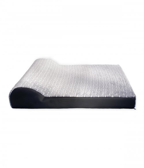 Kvalitný matrac pre psa Deny, sivý | Davidog.sk