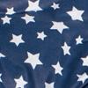 Modrý s hviezdami